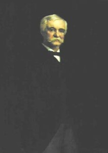 Gov. Bulkeley portrait painting photo