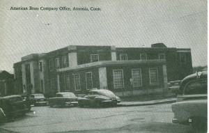 American Brass Co. Office, Ansonia