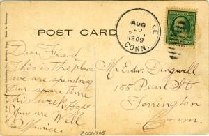 American Writing Paper Co., Unionville.