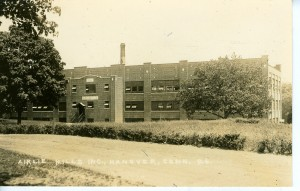 Airlie Mills Inc., Hanover.
