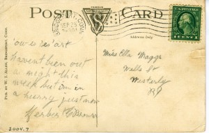 American Chain Company, Bridgeport Address and Message