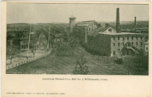 American Thread Co's No. 3 Willimantic