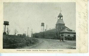 American Paper Goods Factory, Kensington