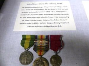 World War 1 Commemorative Town Medals