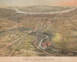 Hartford Map