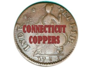 One of the Connecticut coppers with