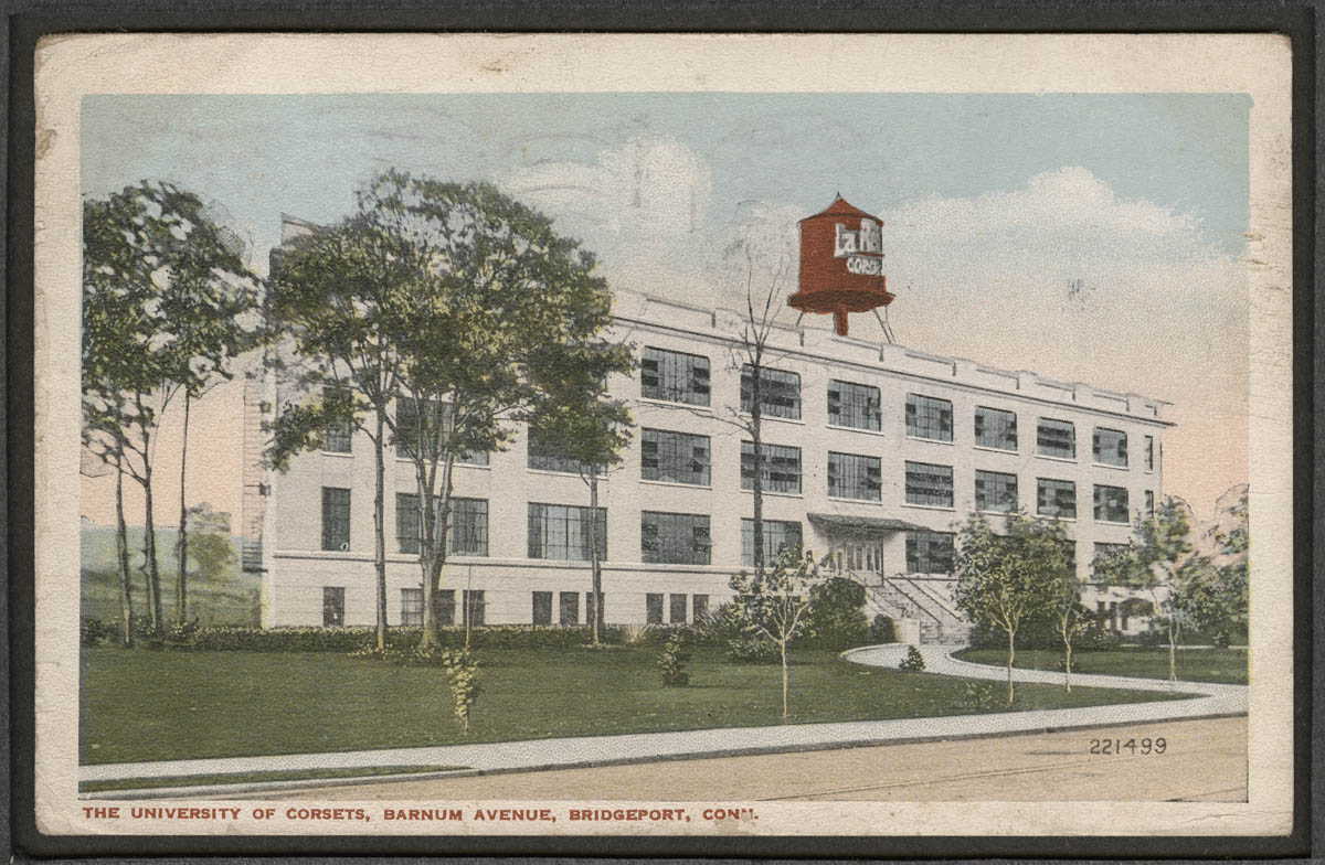 Connecticut Postcards: Fairfield County - Museum of