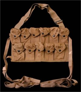 Grenade vests which held eleven grenades