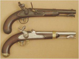 The U.S. Model 1836 Pistol