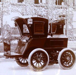 Mark XVII Electric Hanson Cab