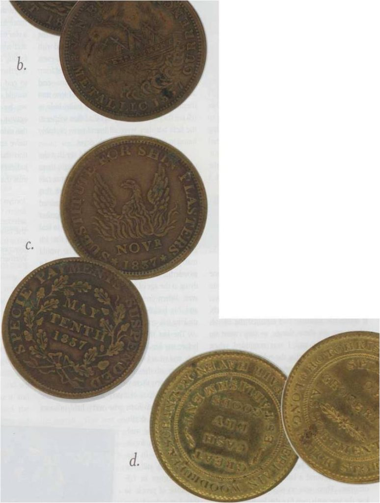 Hard Times Tokens - Museum of Connecticut History
