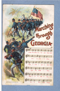 Sheet Music to Marching Through Georgia