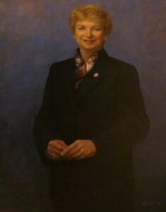 Portrait of Governor Mary Jodi Rell