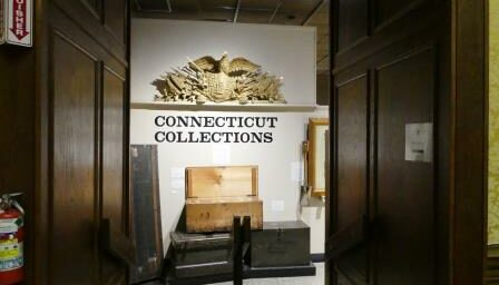 Museum Collections Area