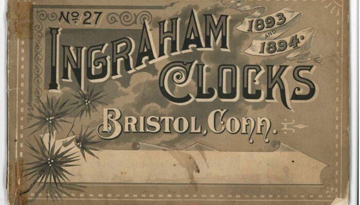 Ingraham Clocks Bristol