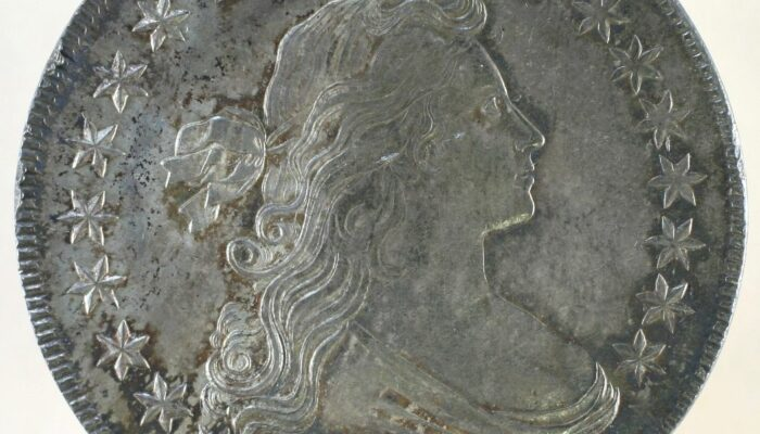 Liberty 1796 Coin