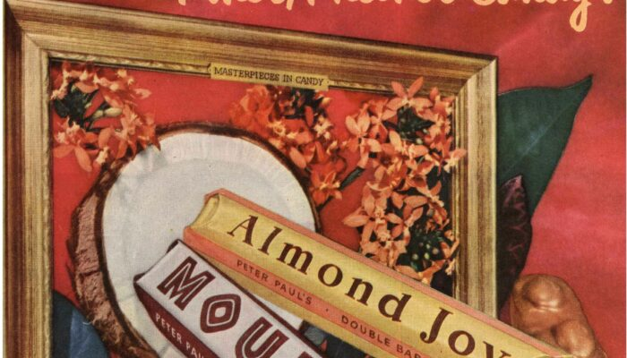 Mounds and Almond Joy Advertising